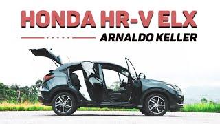 Teste Honda Hr-V Elx 2019 Com Arnaldo Keller
