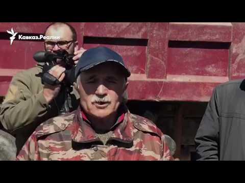 Что требуют дальнобойщики из Дагестана?