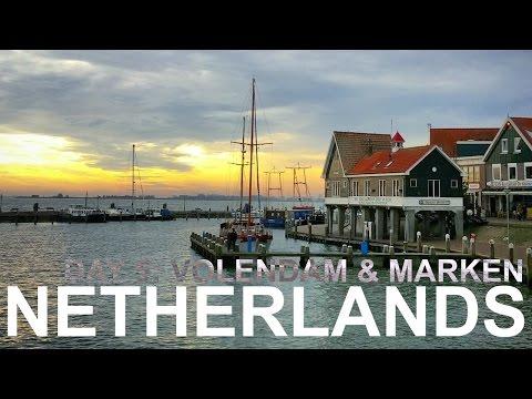 Travel Vlog || Netherlands 5: Volendam & Marken [22]