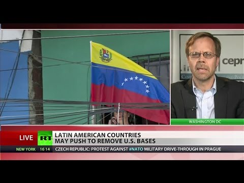 Latin American countries may push US military bases out