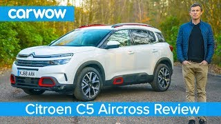 Citroen C5 Aircross SUV 2020 in-depth review | carwow Reviews
