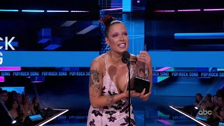 Halsey Wins Favorite Song - Pop/Rock at the 2019 AMAs - The American Music Awards