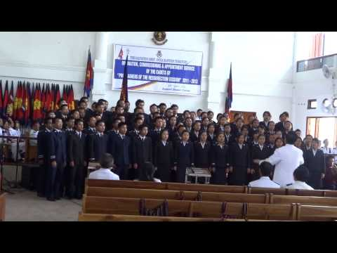 Halleluiah Chorus - Combined Songsters
