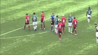 Highlights; FC Vestsjælland-Næstved BK (0-2), 13-09-2015