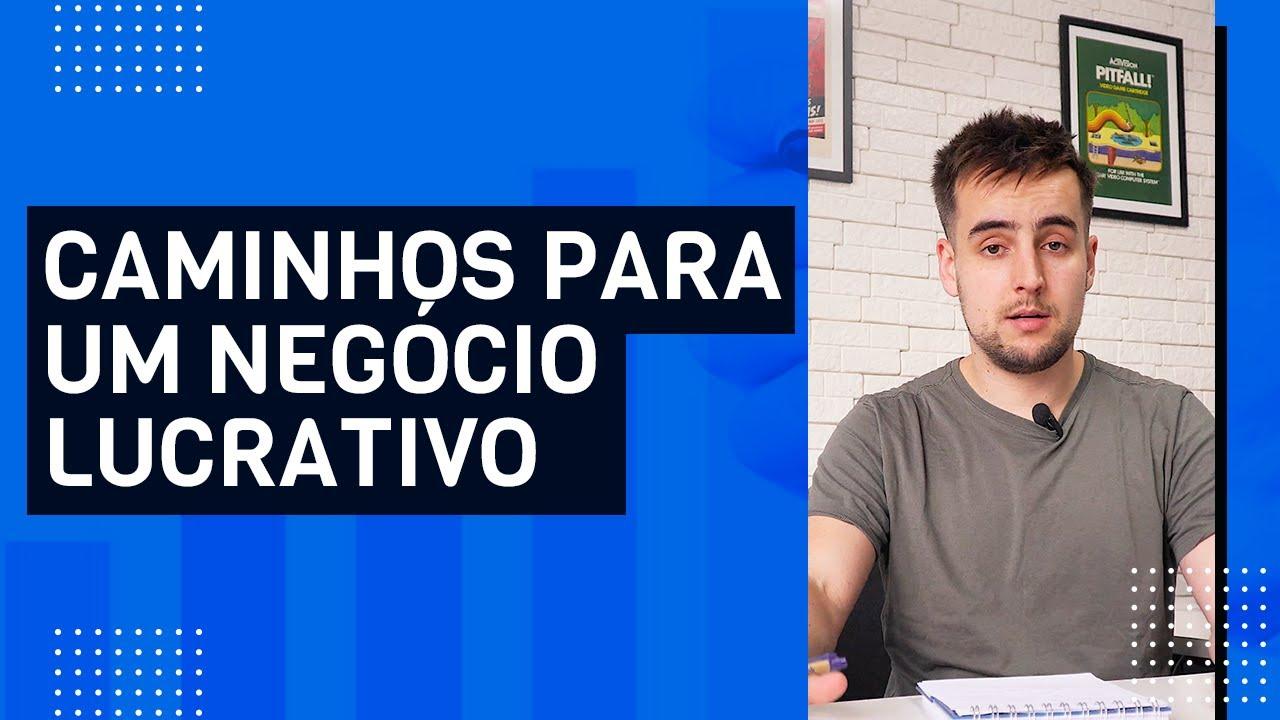 IDÉIAS DE NEGÓCIOS LUCRATIVOS