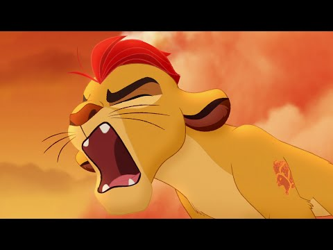Kion's Roar of the Elders - The Lion Guard: Return of the Roar HD Clip