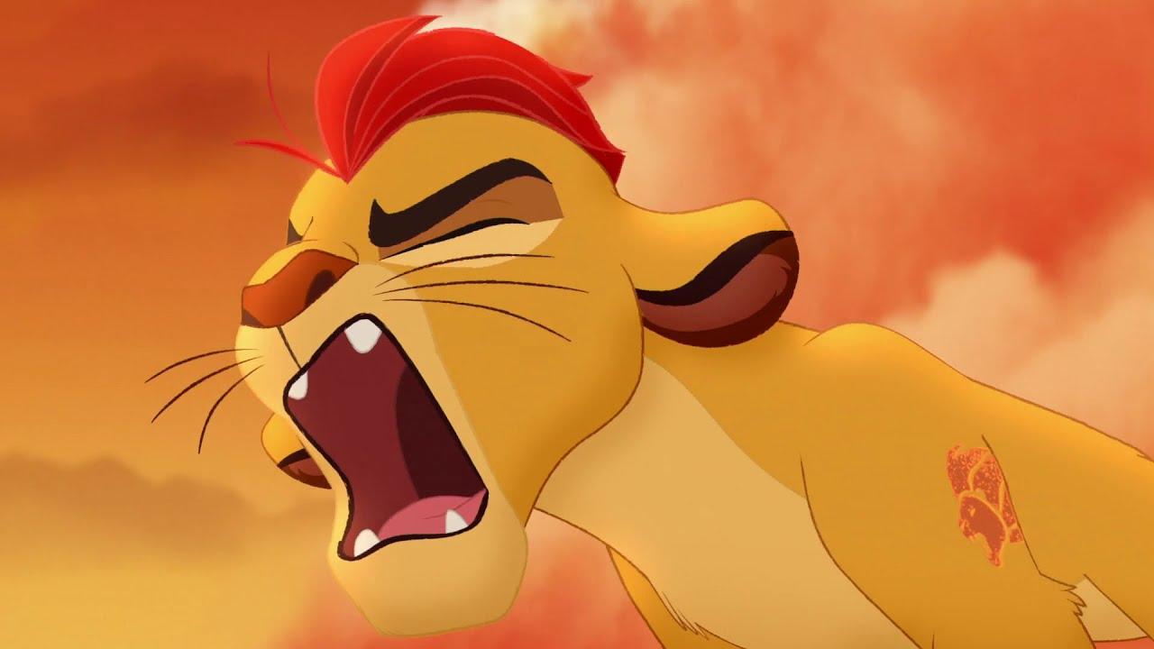 ガード レイレイ ライオン