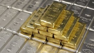 What happened with gold & silver today...