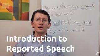 Косвенная речь (reported speech) в английском языке