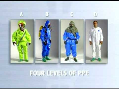 Hospital First Receiver: PPE for Healthcare Workers 2003