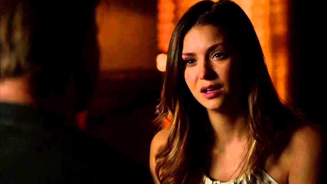 Download The Moment Elena Realized She Loved Damon (6X02) HD