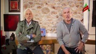 Bernard Lavilliers -  Pierre Richard - Planète Amazone - septembre 2017