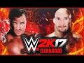 JANUSZE RINGU   WWE 2K17 z IZAKIEM