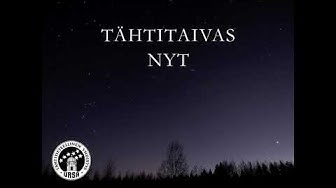 Tähtitaivas nyt: Kesä 2019