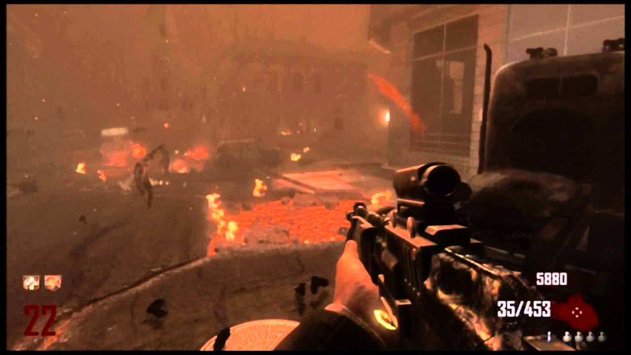 black ops 2 zombies galil packapunched lamentation