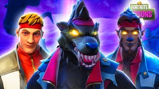 Download Dire The Werewolf Origin Story New Skins Fortnite