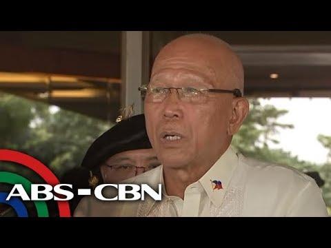 TV Patrol: Calida, tinuro ni Lorenzana na nag-usisa sa amnesty records ni Trillanes