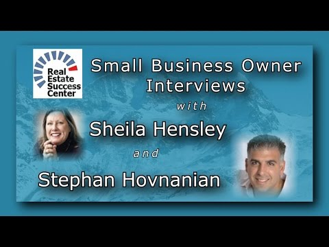interview with a business owner