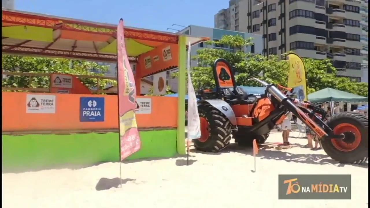 O Mais Alto Triciclo Do Brasil Vai Circular Em Bc Sc