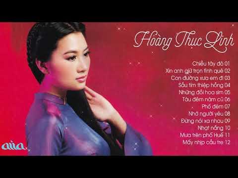 Album Chiều Tây Đô Hoàng Thục Linh Asia