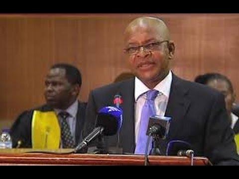 SOPA by Premier of Limpopo Province Honourable Chupu Mathabatha at Jack Botes, Polokwane