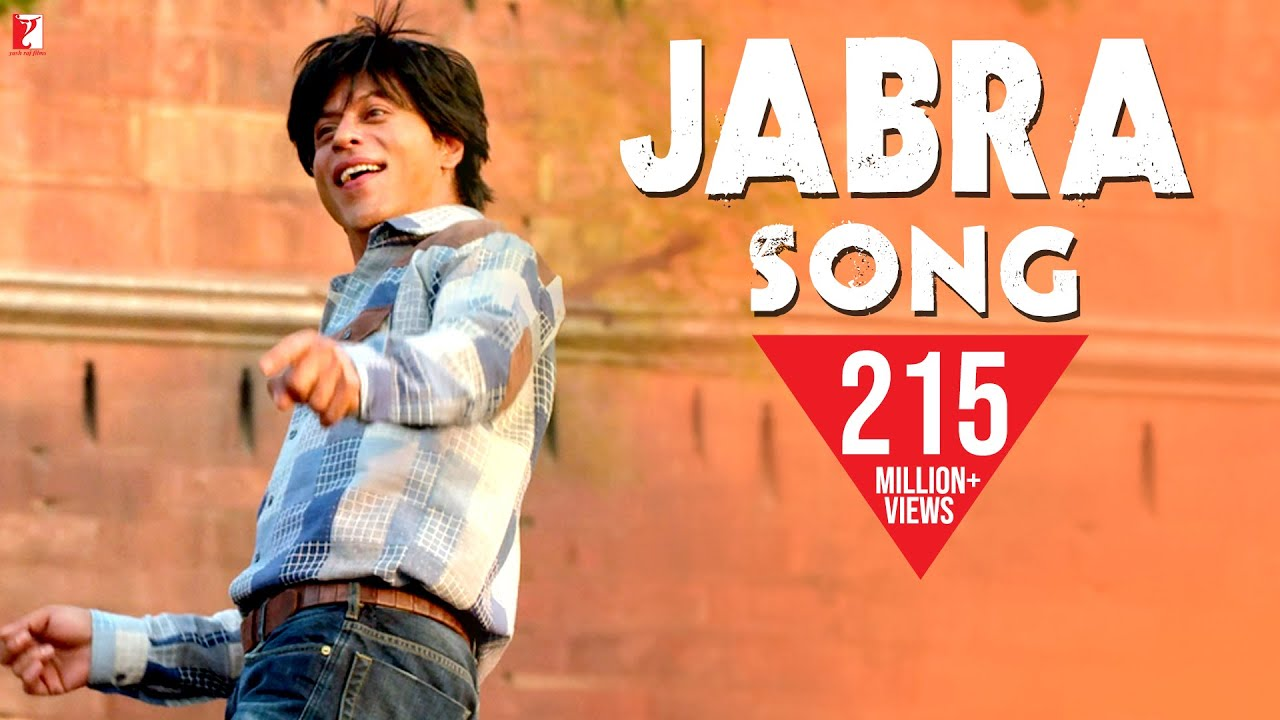 Image result for jabra song fan shah rukh khan nakash aziz 7 crores views