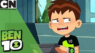 Ben 10 | Nasıl Ben 10 | Cartoon Network UK