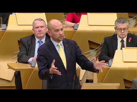Members' Business - Ben Macpherson MSP : Unfair Police Scotland and Fire Service VAT Charges