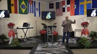 False Flag! 12 3 17 Devastating Prophetic word by Benjamin Faircloth