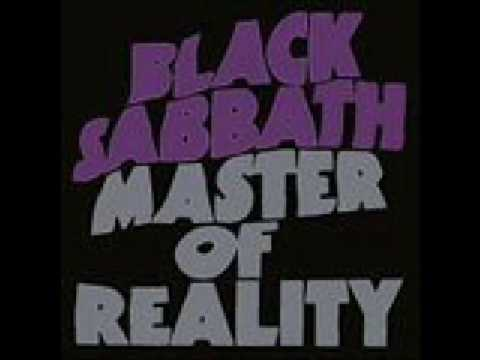 Black Sabbath Lord OF This World