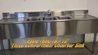 Eagle Bar Sink