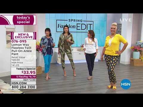 HSN | Lemon Way Fashions Premiere . http://bit.ly/31OCfjJ