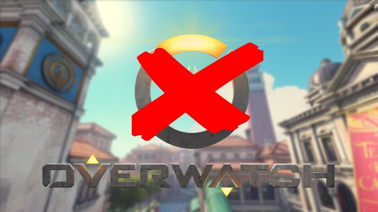 Download Content other than Overwatch for a day
