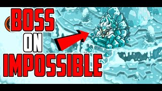 FINAL BOSS on IMPOSSIBLE !! Level 23 Campaign - Kingdom Rush Vengeance