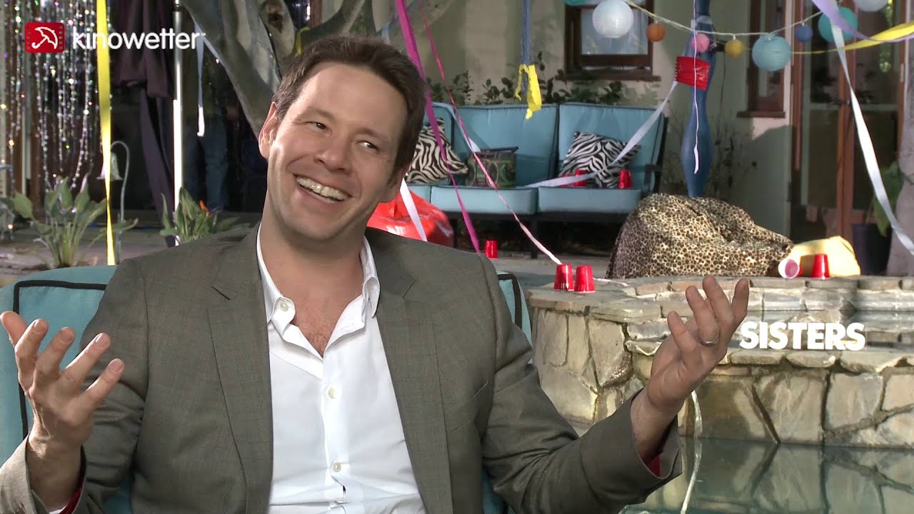 Interview Ike Barinholtz Sisters Youtube
