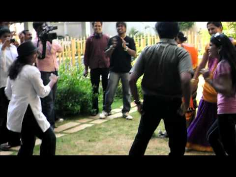 Actor Vinodhraj dance