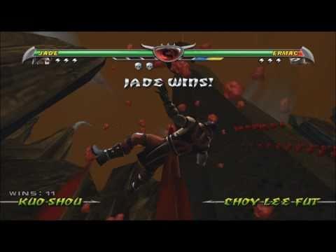 Mortal Kombat: Deception - The Death Traps (aka Stage Fatalities)