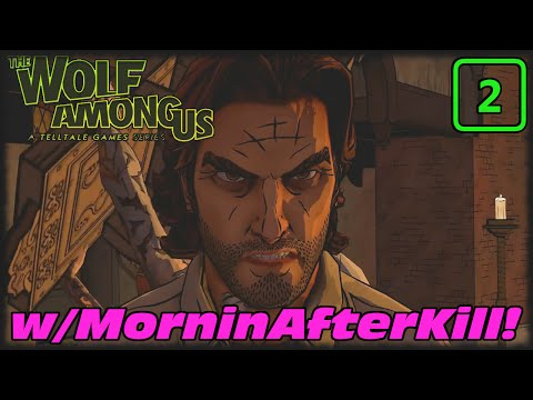 The Wolf Among Us Episode 5 Cry Wolf Ep2! Bloody Mary Vs Big Bad Wolf! My ULTIMATE FORM!