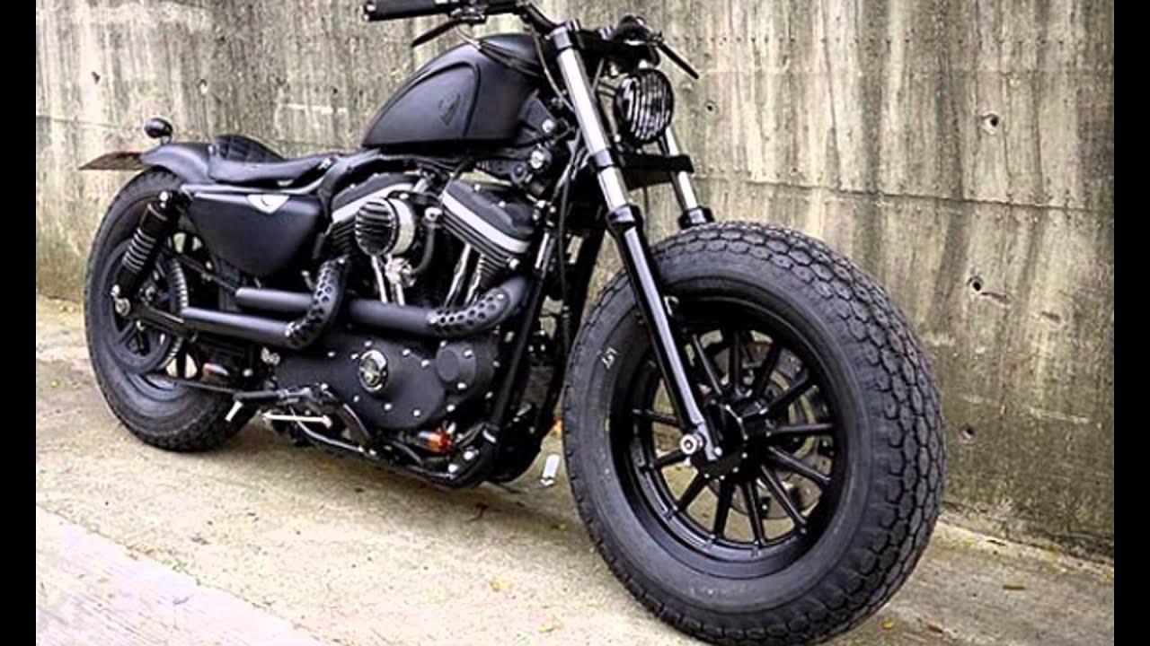 Foto Modifikasi Motor Harley Terkeren Dan Terbaru Modifikasi Trail