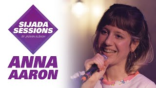 Sijada Session #6 Interview with Anna Aaron