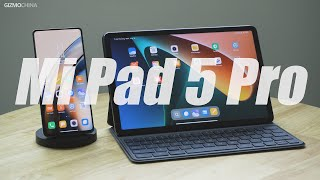Xiaomi Mi Pad 5 Pro Tablet Review: A Promising Refresh but dragged down by MIUI