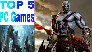 Top 5 Acton games for pc,,,