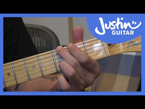Nothing Else Matters - Metallica #2of3 (Songs Guitar Lesson ST-627) How to play
