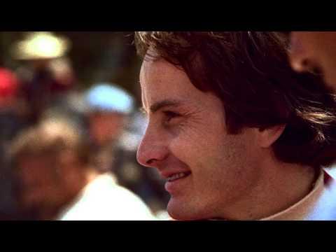Gilles Villeneuve - Jackie Stewart on Gilles