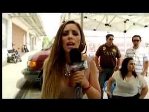 ALEXANDRA GONZALEZ EN MAZATLAN (1) VIDEOROLA XV AÑOS - YouTube