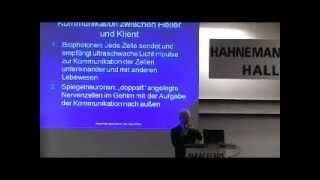 Quantenheilung wissenschaftlich erklärt! Vortrag des Physikers und Naturarztes Andreas Diemer