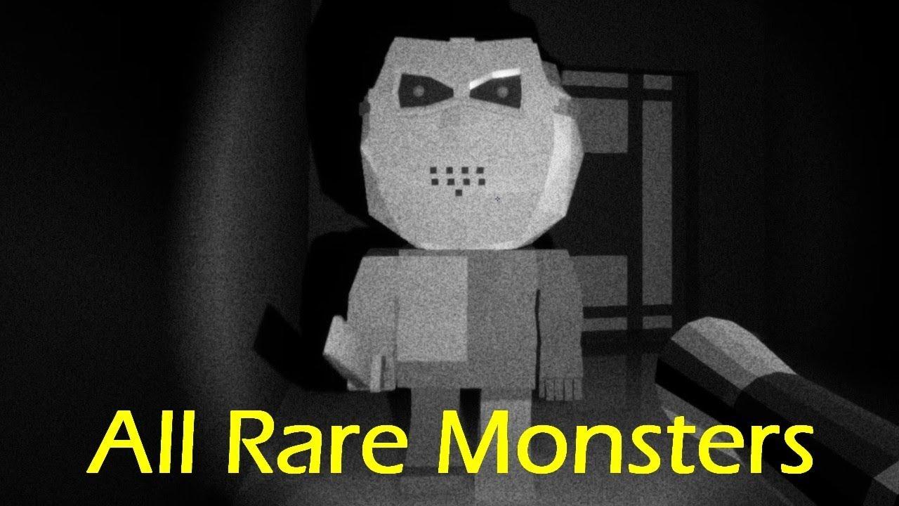 All Rare Monsters Strange Terror From Beyond The Stars