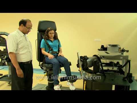 Sports Injury Centre at Safdarjung Hospital, New Delhi