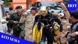 A rescue diver's blunt advice to Thai boys saved from cave