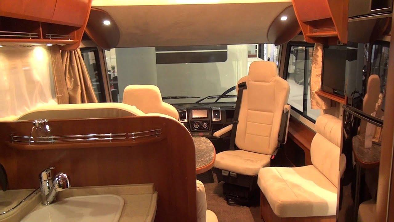 Concorde Credo Motorhome Review Youtube